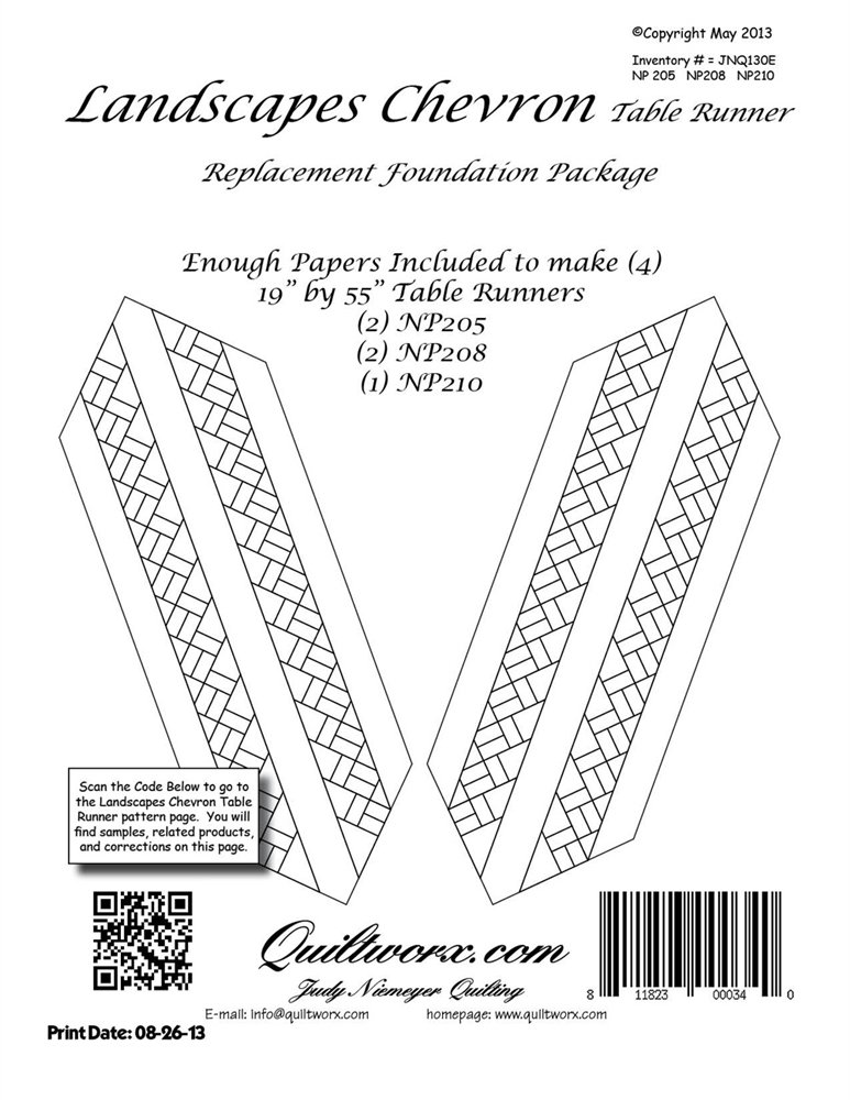 Landscapes Chevron Replacement Foundation Papers