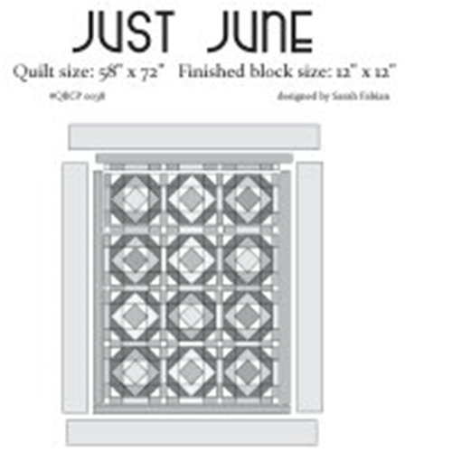Cutie Pattern Just June QBCP-0038