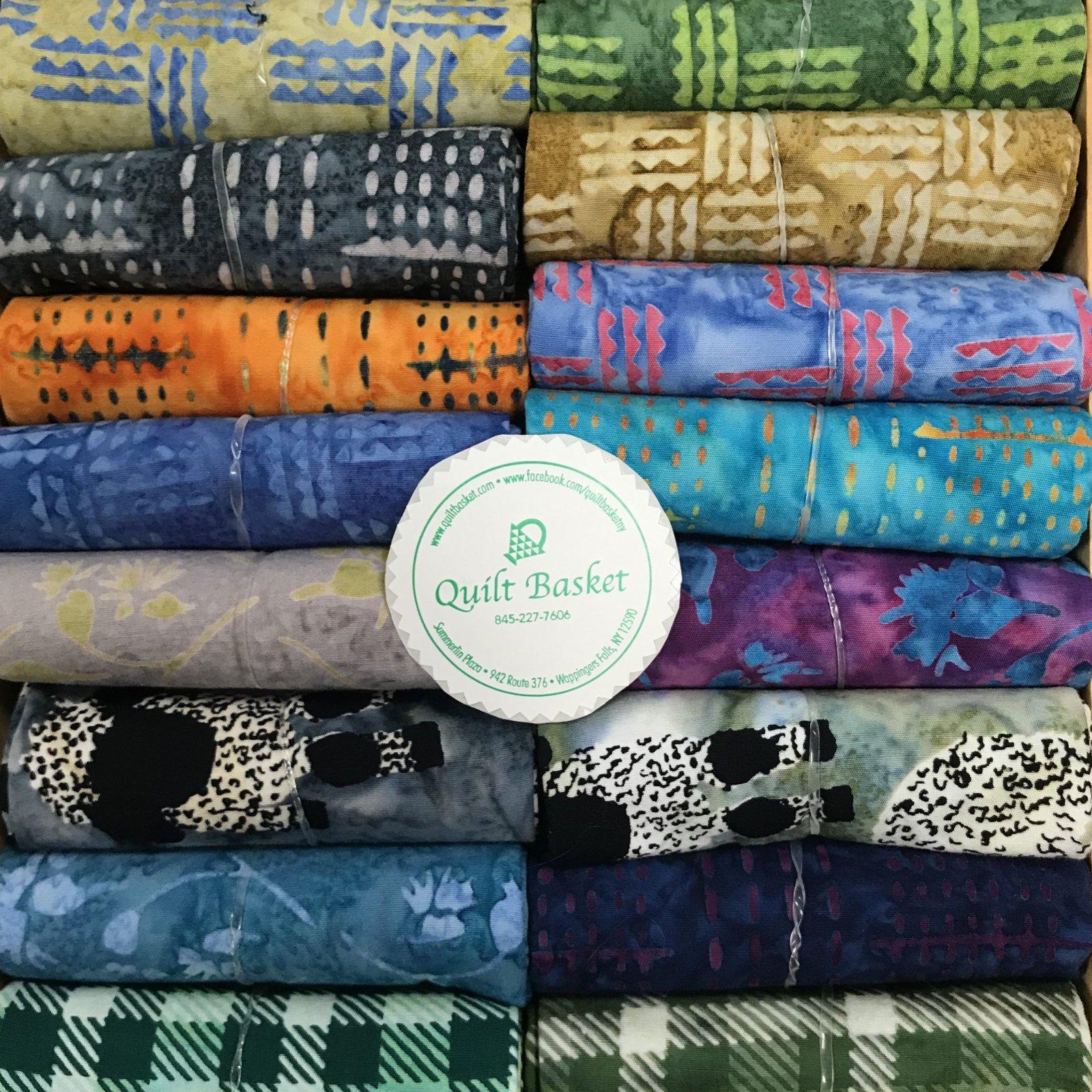 Cutie Collection Northcott Banyan Batiks Kilts & Quilts QBCC-0192