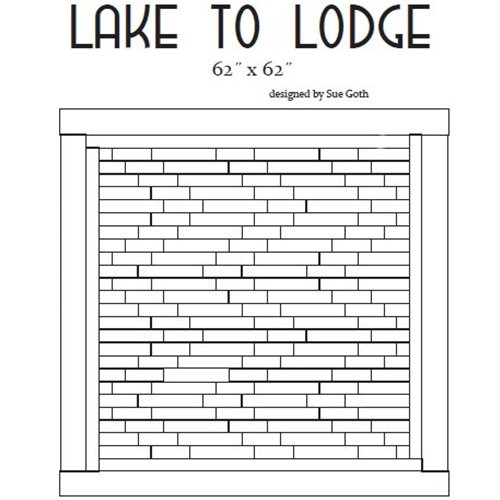 Cutie Pattern Lake to Lodge QBCP-0006