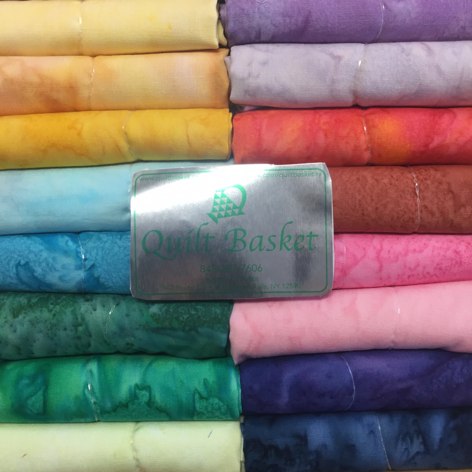 Cutie Collection Hoffman 1895 Hand-dyed Watercolors Opal qbcc-0145