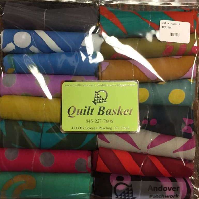 Cutie Collection Andover Handcrafted Patchwork QBCC-0166