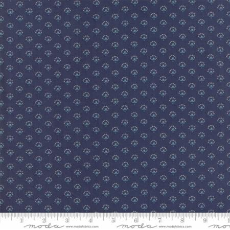 Moda Regency Blues Dusty Blue 42305 12