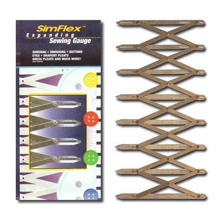 Simflex Expanding Sewing Gauge SIM-13575