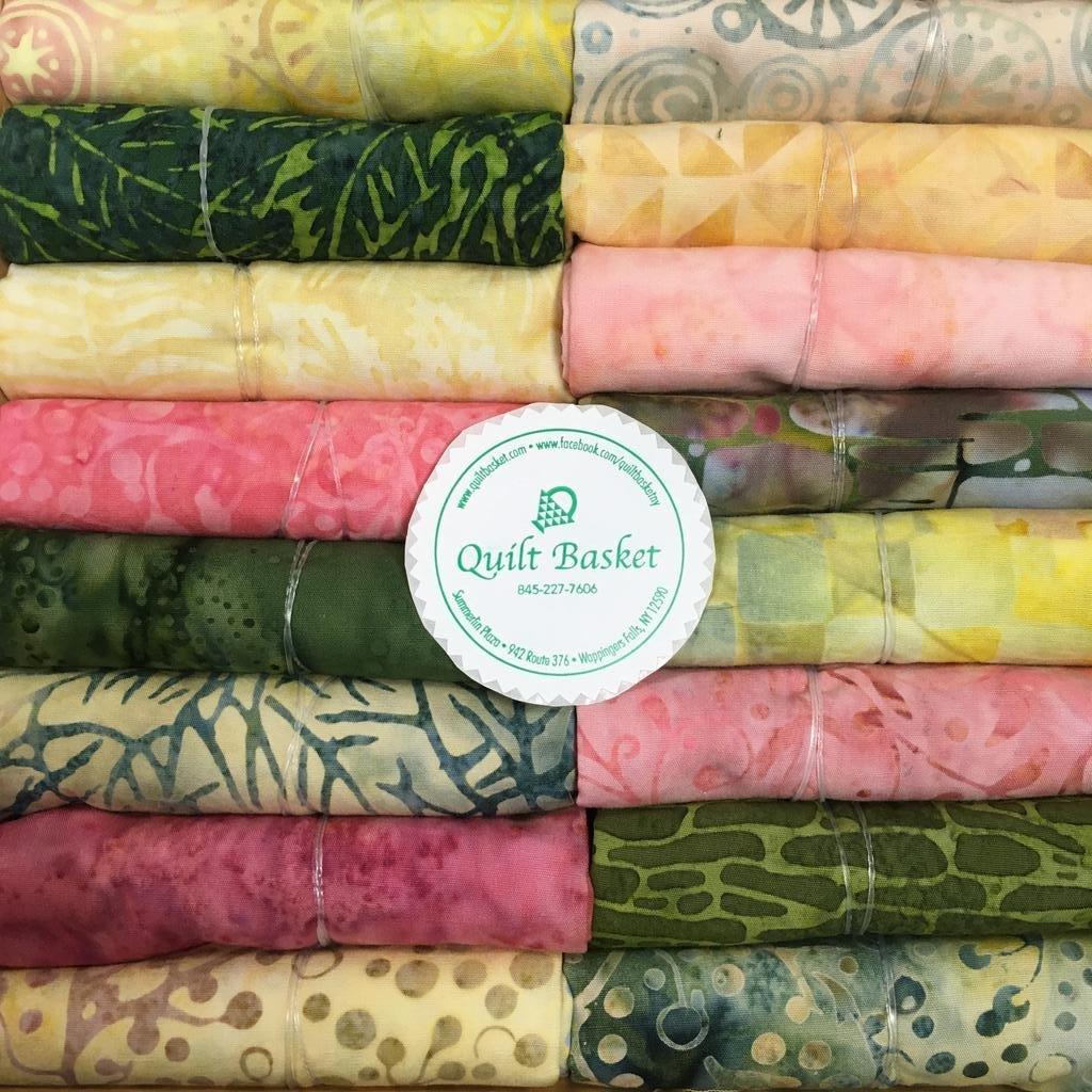 Cutie Collection Island Batik Smooch QBCC-0197