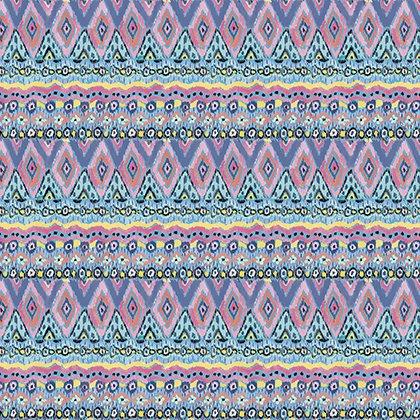 Free Spirit Haute Zahara Stripe Multi PWDF269 MULTI