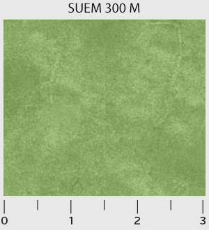 P&B Suede 300-M Green