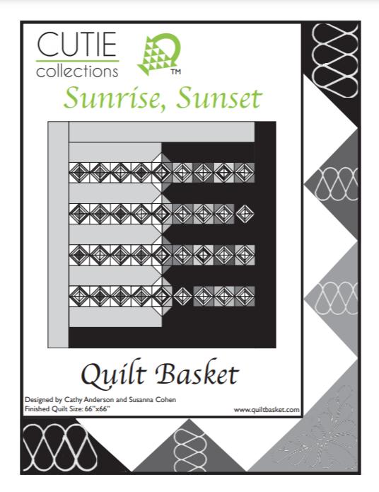 Cutie Pattern Pamphlet Sunrise, Sunset QBPAM-0003