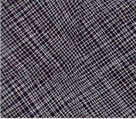 Moda Thicket Crosshatch Black White 48204 14