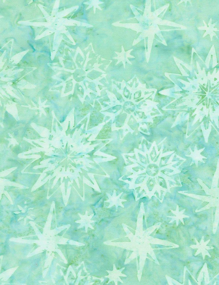 Timeless Treasures Emerald Mini Collection Tonga-B4001-Surf