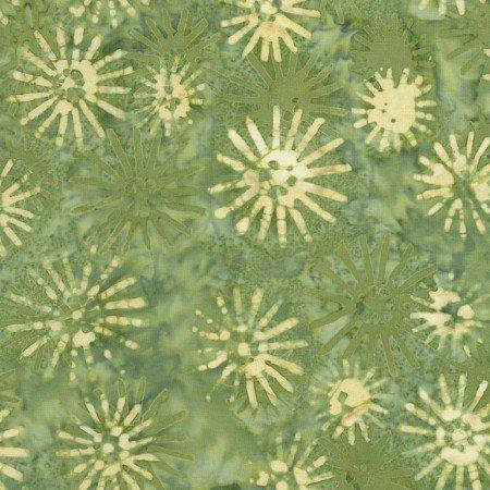 Timeless Treasures Emerald Mini Collection Tonga-B4591-Sage