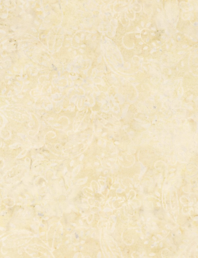 Timeless Treasures Jasmine Bunches Tonga-B4914-Vanilla