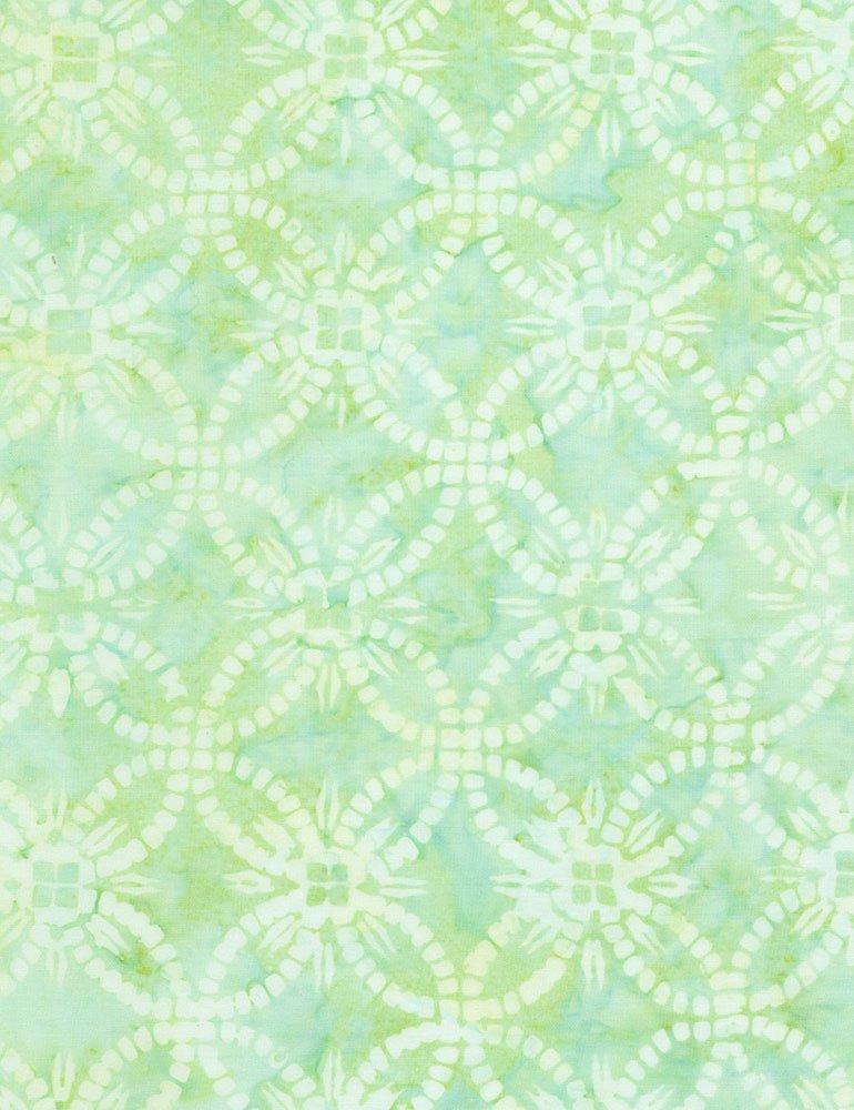 Timeless Treasures Emerald Mini Collection Tonga-B5057-Mint