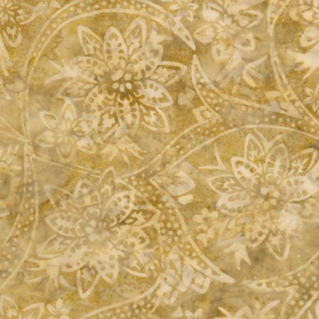 Timeless Treasures Gold Dust Mini Collection Tonga-B6875-Caramel