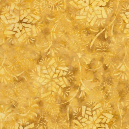 Timeless Treasures Gold Dust Mini Collection Tonga-B6876-Gold