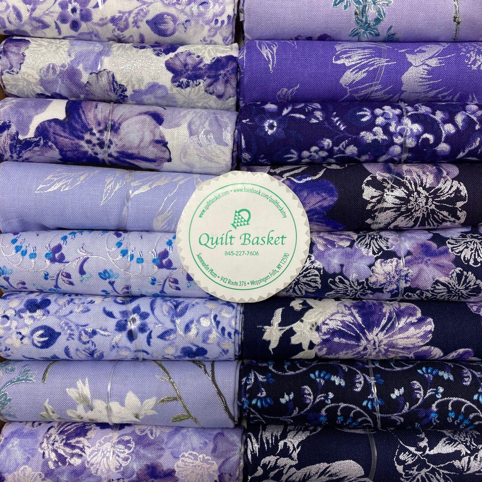 Cutie Collection Benartex Violet Twilight QBCC-0199