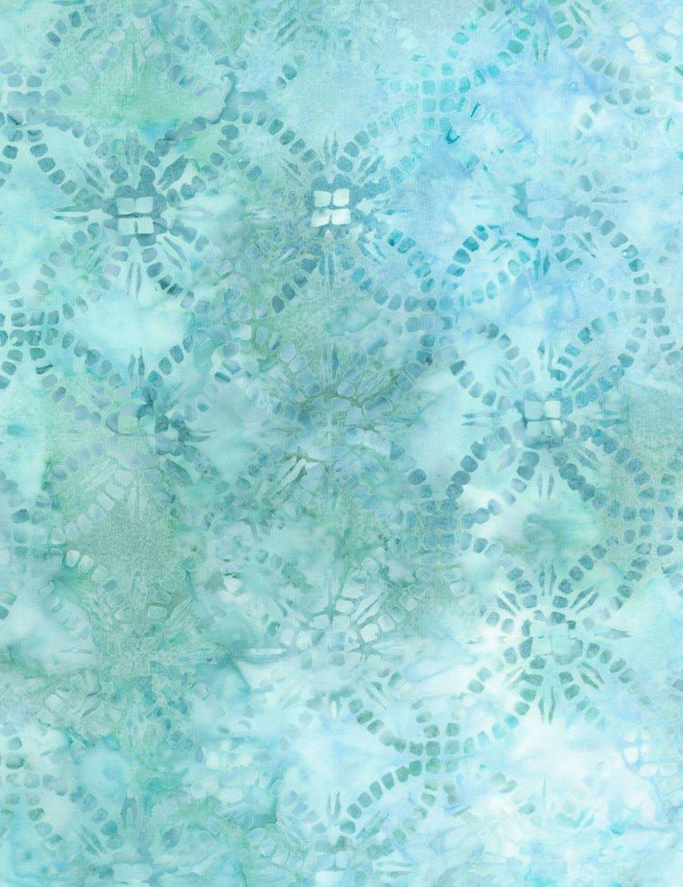 Timeless Treasures Montana Sapphire Mini Collection Tonga-B5057-Dream