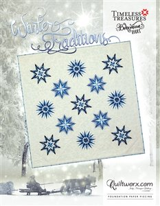 Quiltworx Judy Niemeyer Winter Traditions