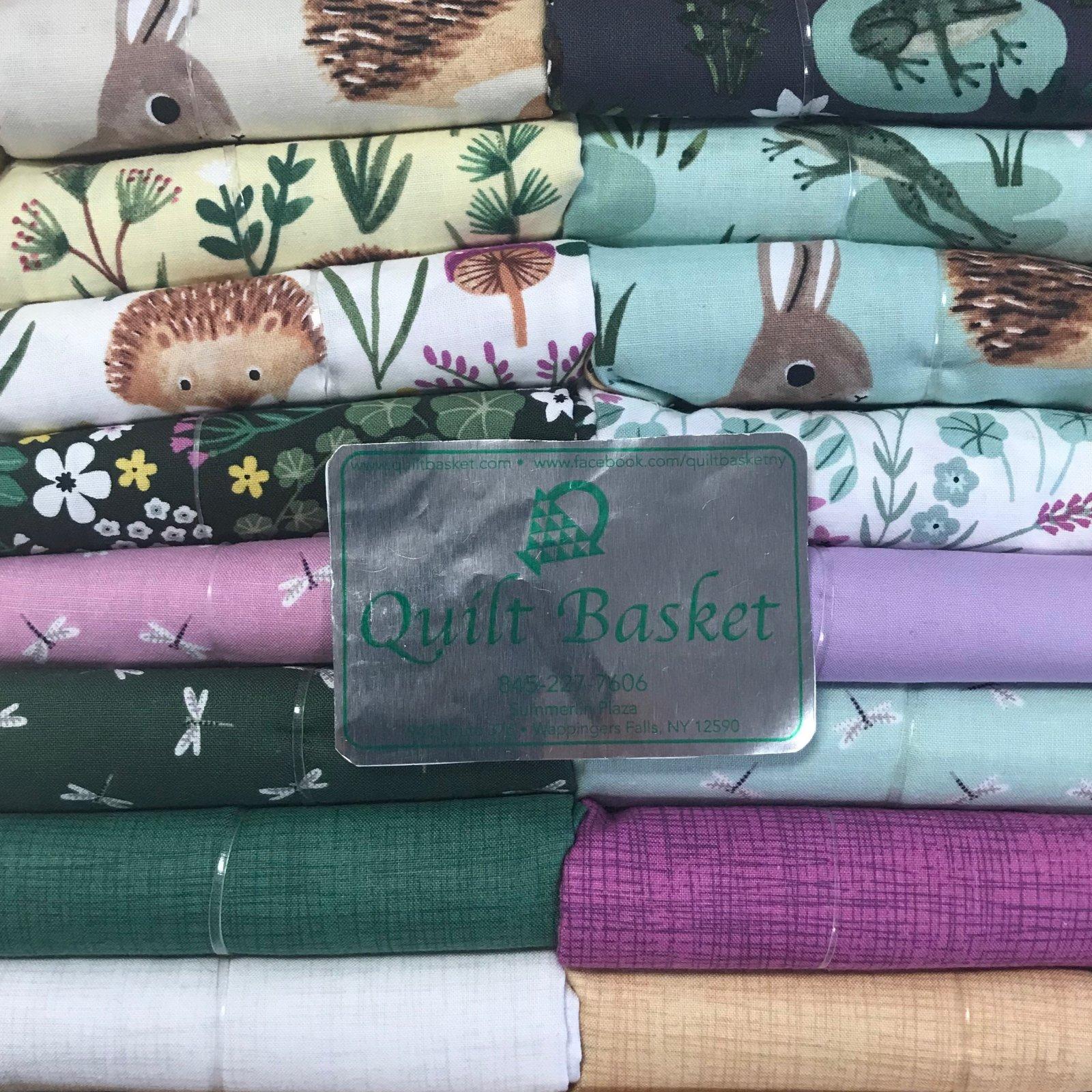 Cutie Collection Clothworks Woodland Wander QBCC-0153