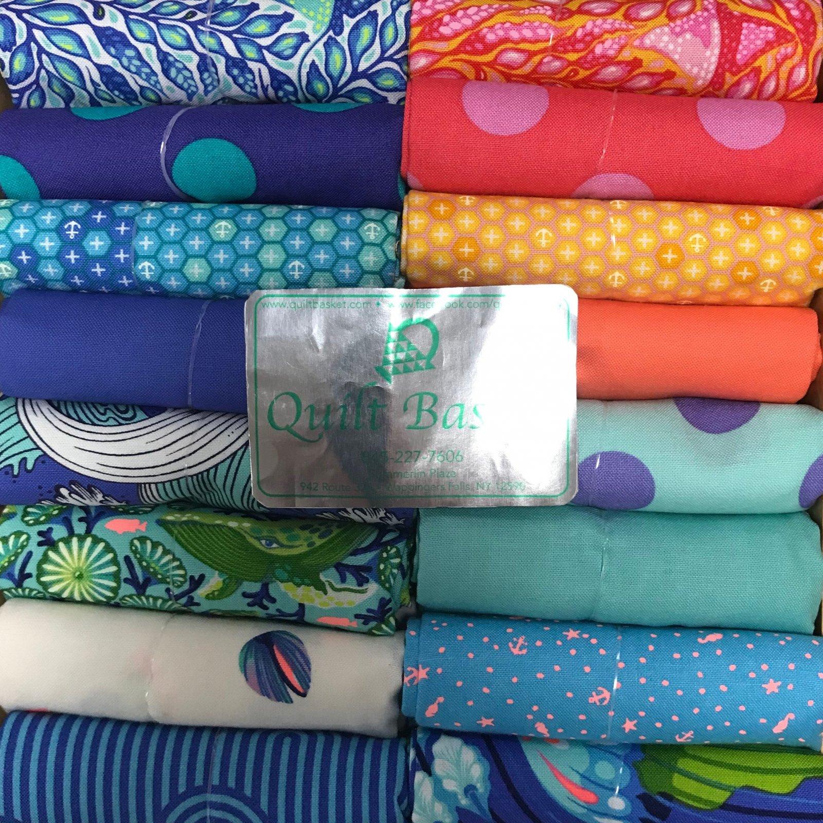 Cutie Collection Free Spirit Zuma by Tula Pink QBCC-0149
