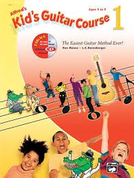 Alfred's Kid's Guitar Course 1 (w/ Audio Access and CD)