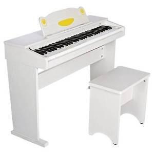 Artesia Piano/White