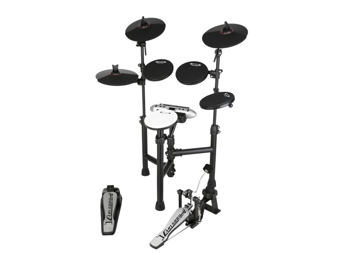 CARLSBRO Compact Electronic Drumset