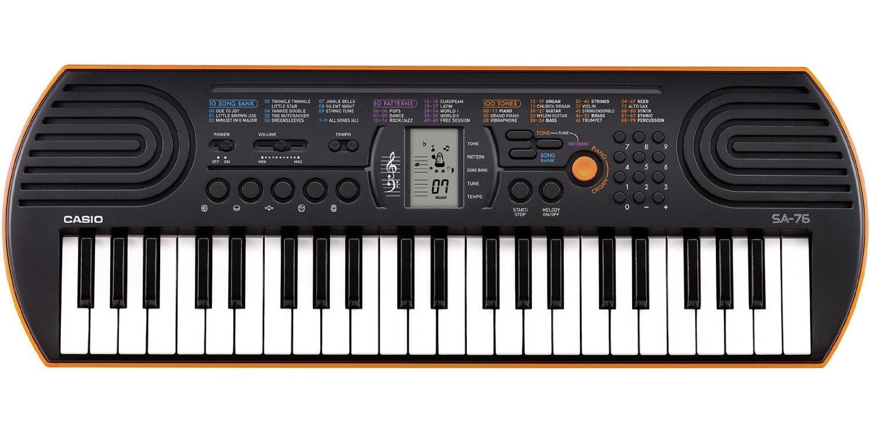 Mini Keyboard SA-76