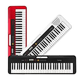 Casio Casiotone, 61-Key Portable Keyboard with USB