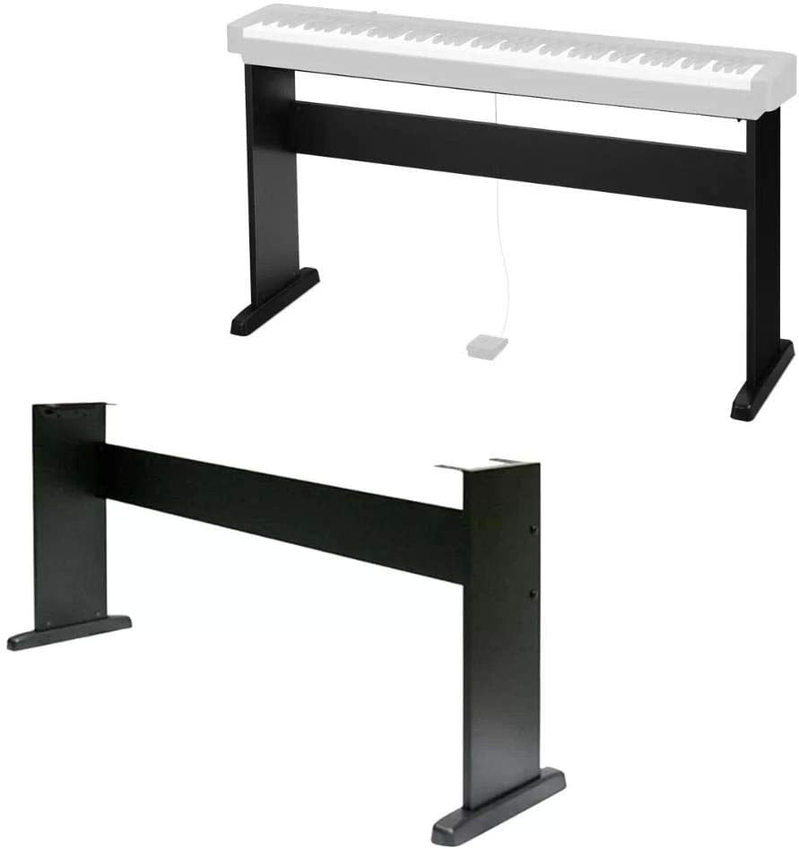 Casio CS-46 Stand for CDP-S100 / CDP-S350 Digital Pianos Black