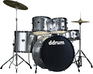 D2 SERIES - Complete Drum Set