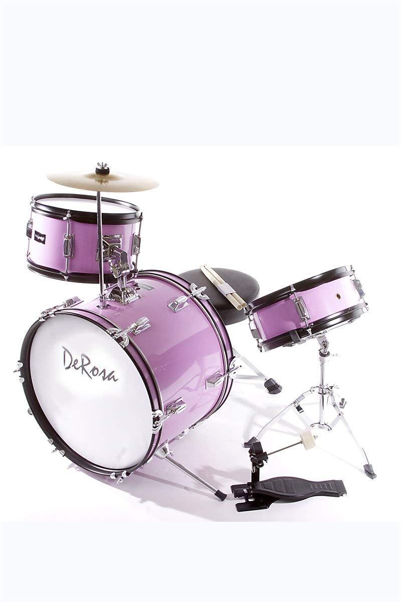 De Rosa Kid's Junior Drum Set