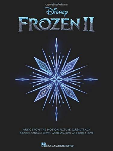 Frozen 2 Music From The Motion Picture Soundtrack ( UKULELE)