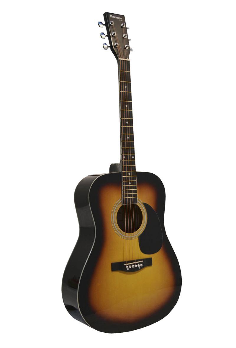 Huntington GA41-TS Dreadnought Acoustic Guitar