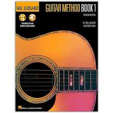 Hal Leonard Guitar Method - Book 1