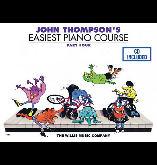 John Thompson's Easiest Piano