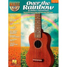 Over the Rainbow & Other Favorites - Ukulele Play-Along (w/ CD)