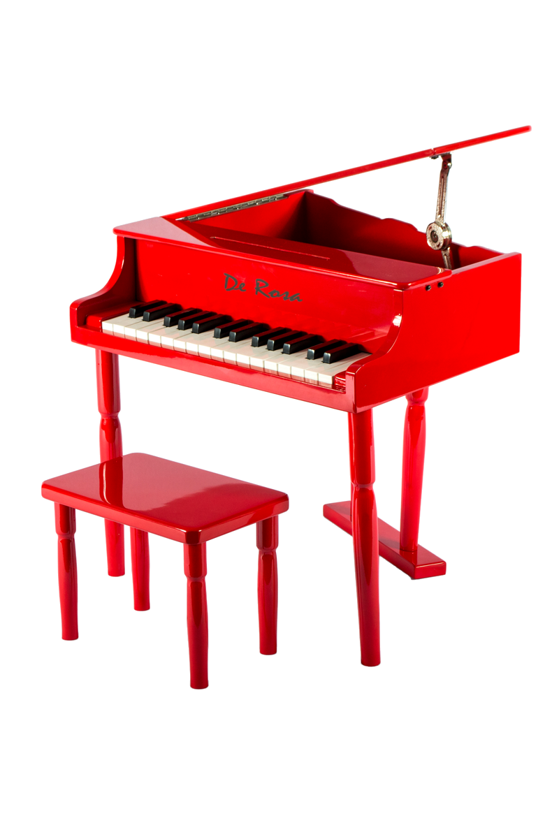 De Rosa 30 key Junior Grand Piano