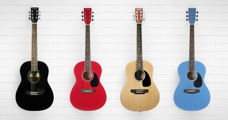 Tanara Acoustic Guitar TD-34BK