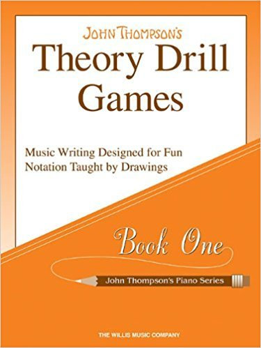John Thompson's Theory Drill Games