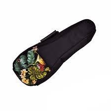 Kala Concert Ukulele Bag (Floral Pattern)