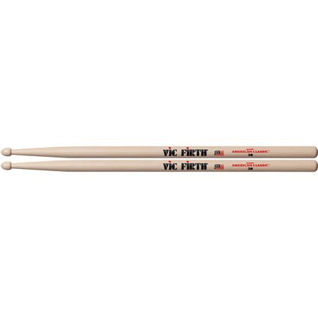 Vic Firth American Classic 2B Wood Tip Drumsticks