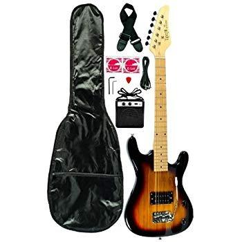 Viper Jr, Electric Guitar Combo Tobacco Sunburst