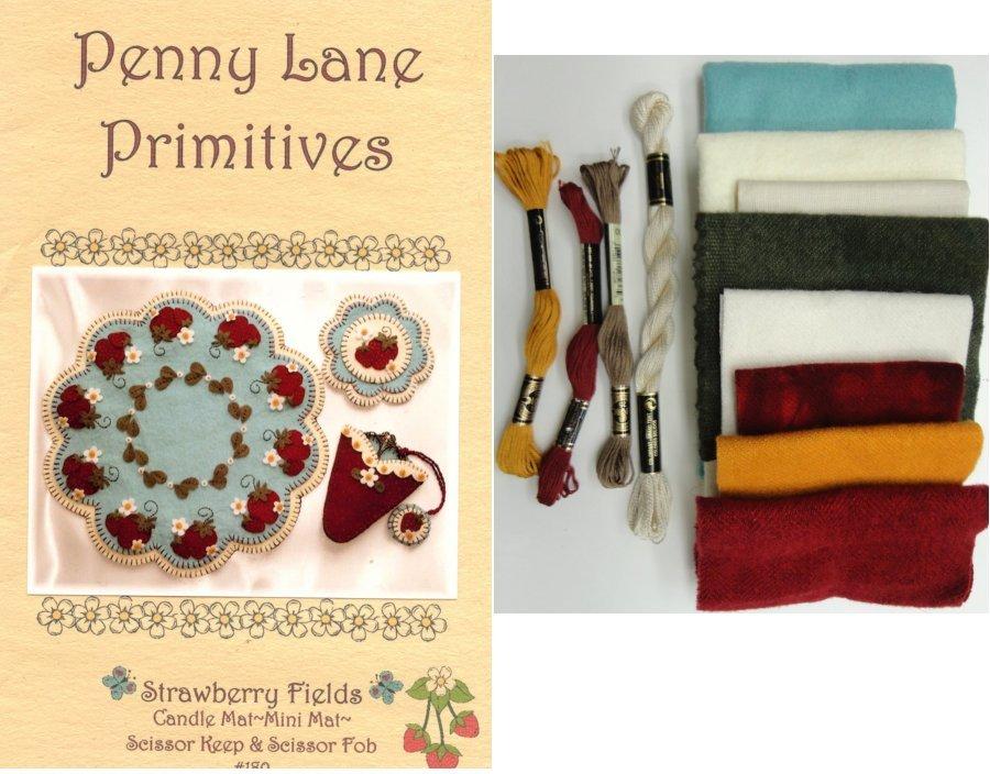 Strawberry Fields Kit