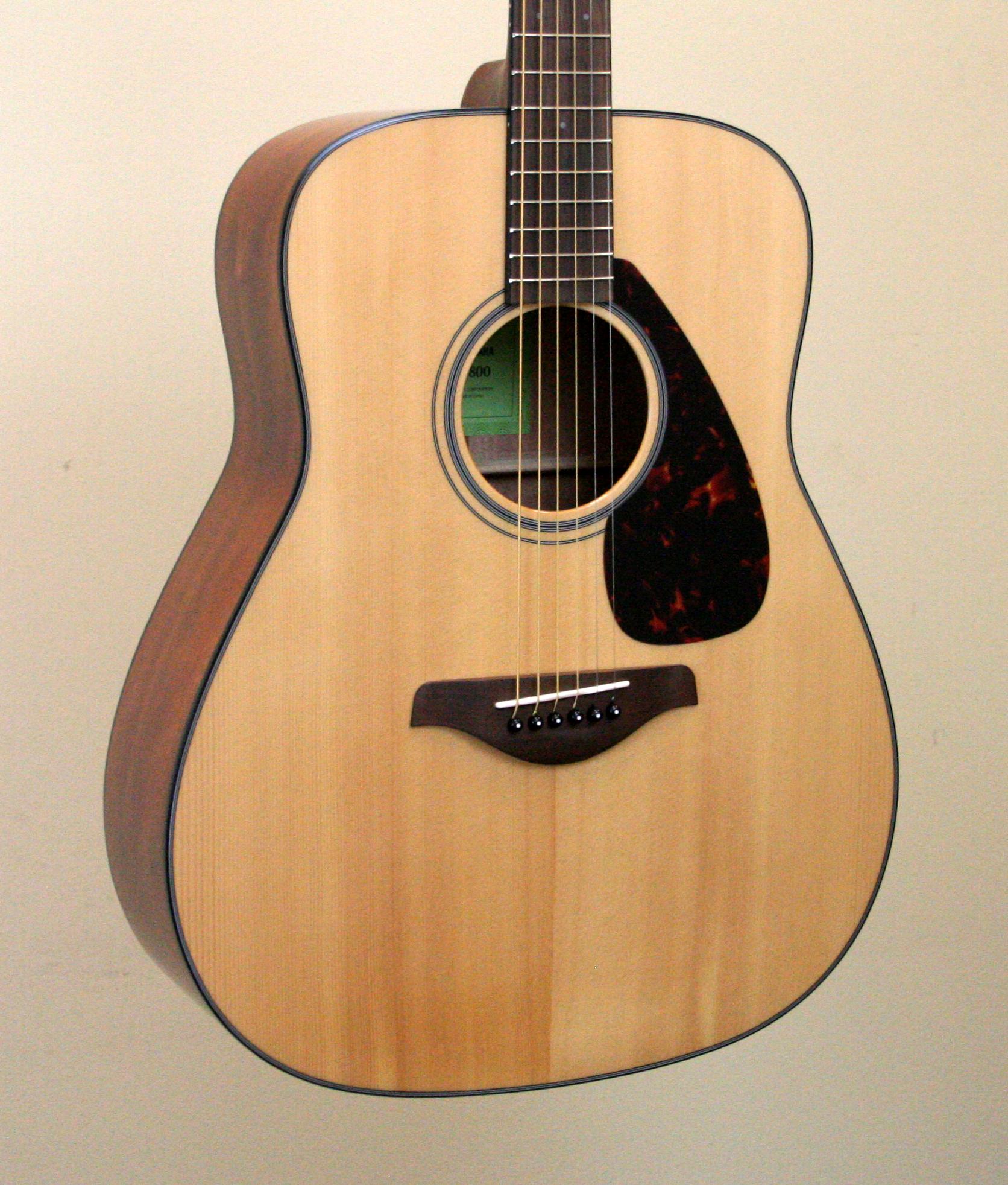 Yamaha FG800 Dreadnought Acoustic Guitar