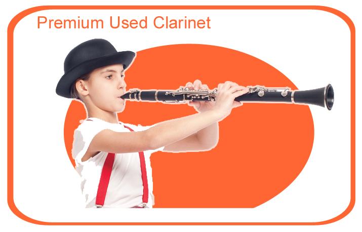 Premium Used Student Model Clarinet