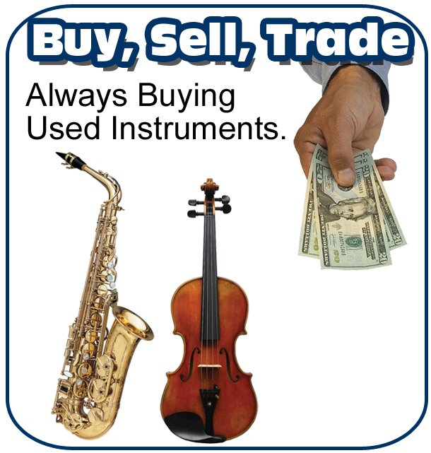 Buy, sell, trade used instruments