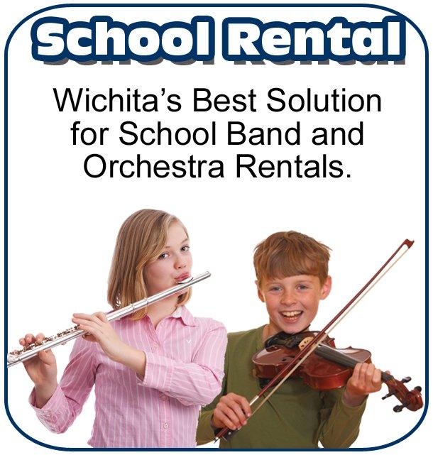 Music instrument rentals