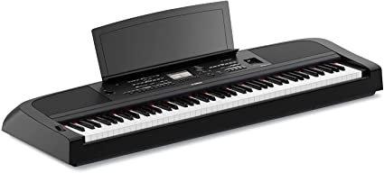 Yamaha DGX670 Portable Digital Grand Piano with 88-Keys