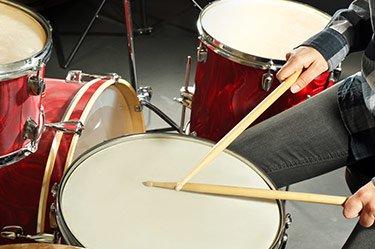 Drum lessons Wichita KS